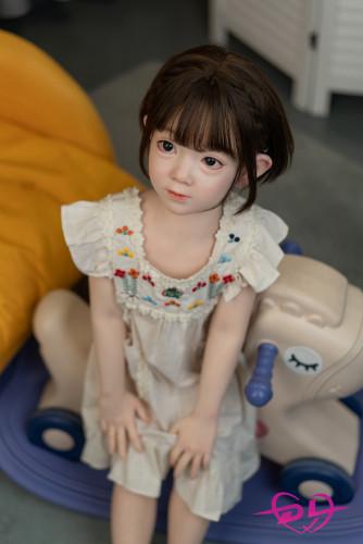 なな WAX Doll#G59 110cm貧乳 シリコン ロリ体型貧乳ラブドール