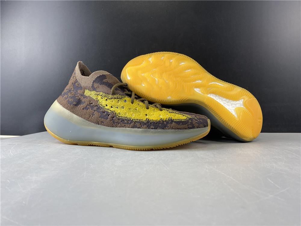 adidas Yeezy Boost 380 Coffee Yellow