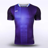 sublimated soccer jersey 12554