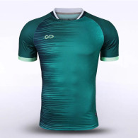 sublimated soccer jersey 12548