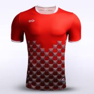 sublimated soccer jersey 13425