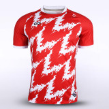 sublimated soccer jersey 15965