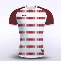 sublimated soccer jersey 15962