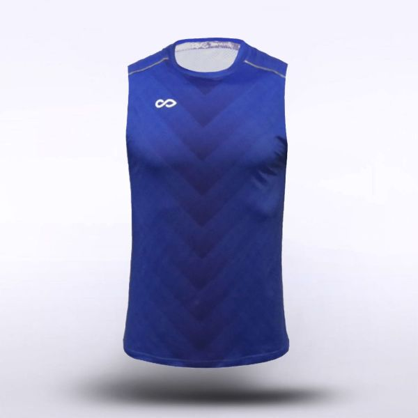 sublimated running tank 15892