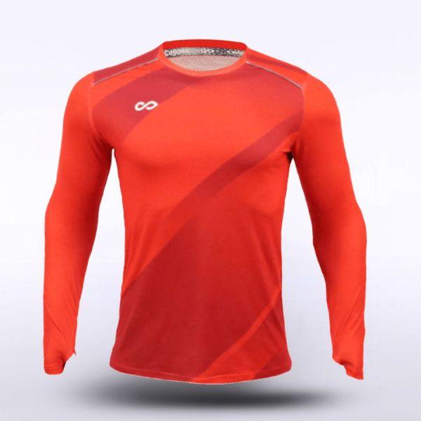 sublimated running shirts 15891