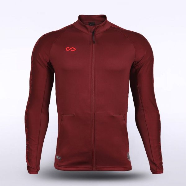 knitted Sports Jacket 16101