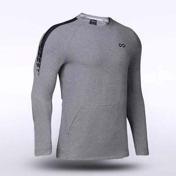 Crew Neck Sweatshirt 14075