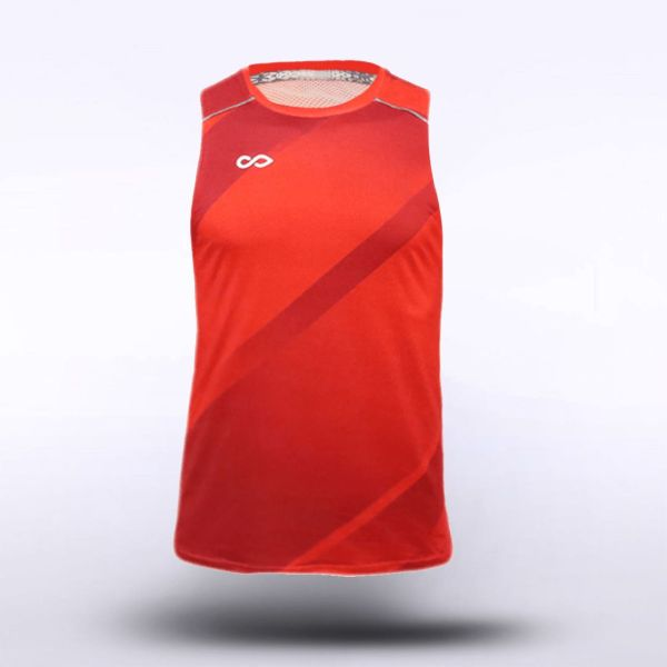 sublimated running tank 15888