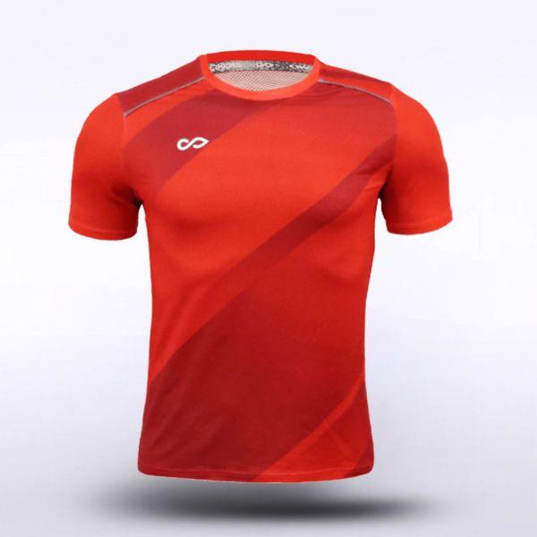 sublimated running shirts 15890