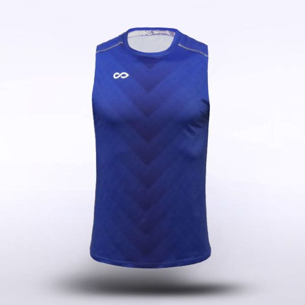 sublimated running tank 15893