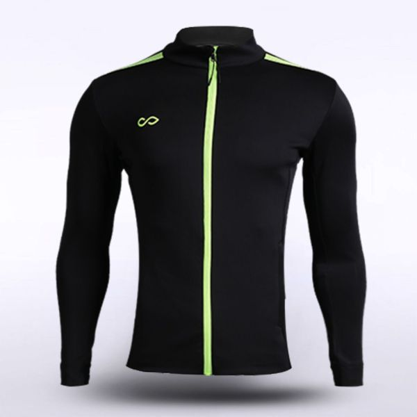 knitted Sports Jacket 13564