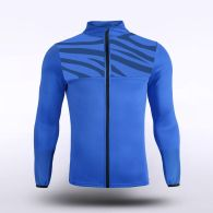 sublimated knitted Sports Jacket 16281