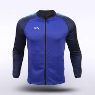 sublimated knitted Sports Jacket 15897