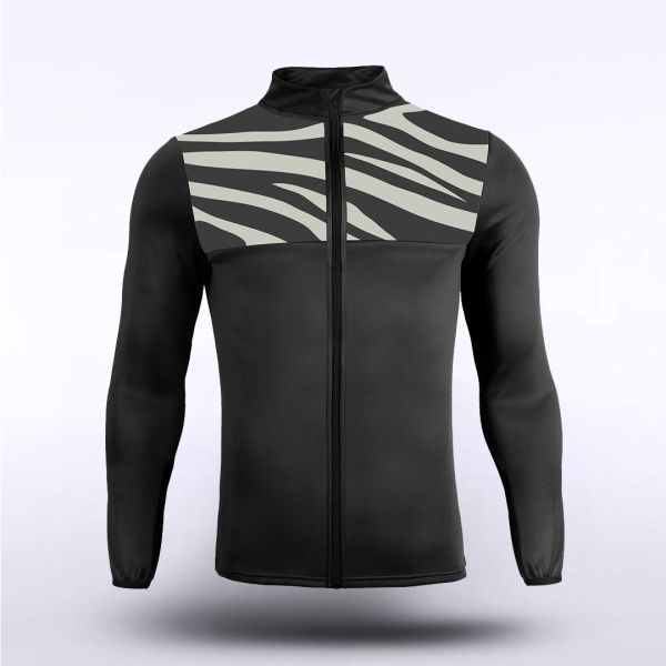 sublimated knitted Sports Jacket 16272