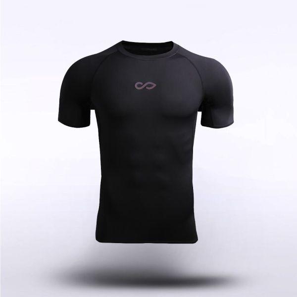Short Sleeve Compression Shirt 13437