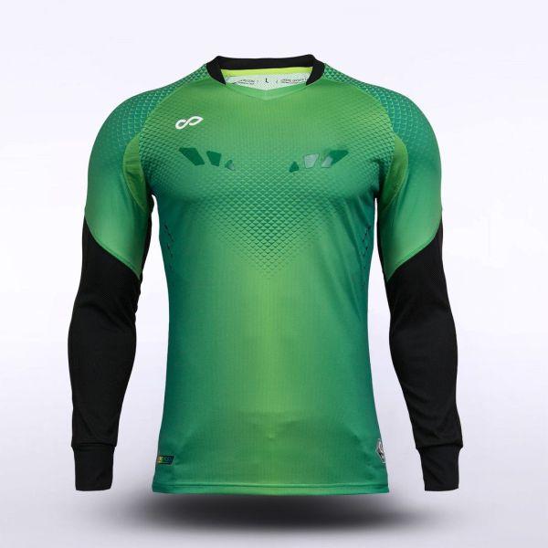 Goalkeeper Long Sleeve Soccer Jersey 14033