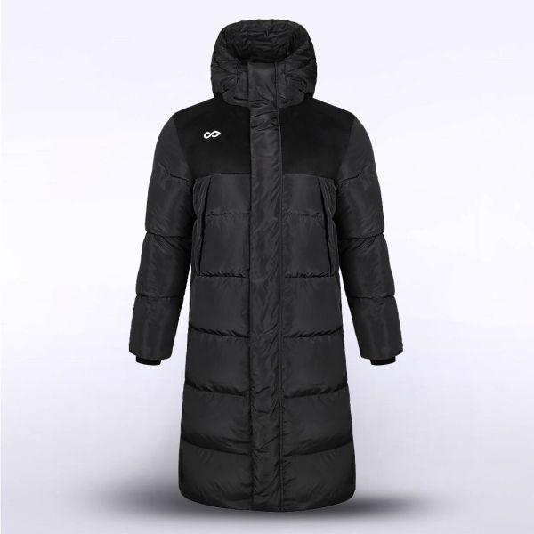 Long Down Jacket 16120