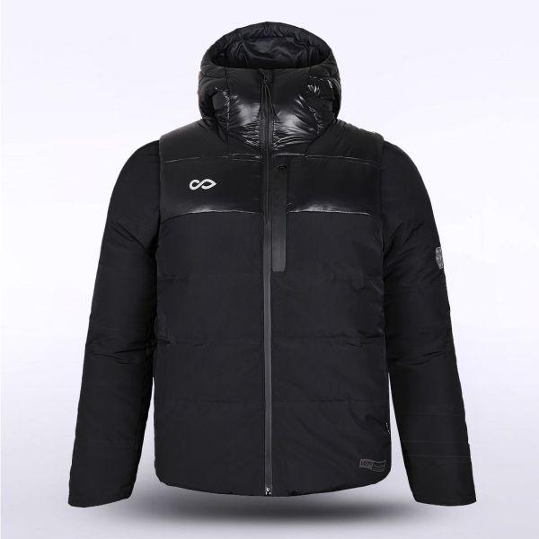 Short Down Jacket 16116