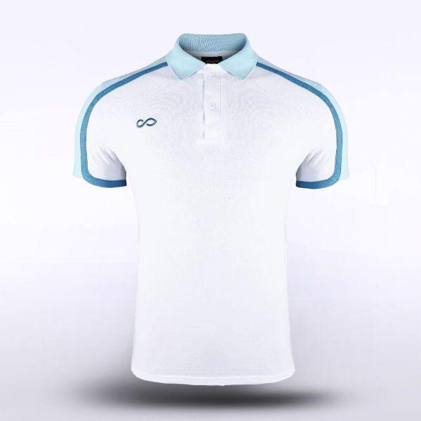 Raglan Sleeve Polo Shirt 12547