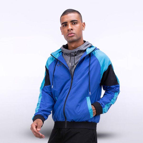 Sportstyle Woven Full Zip Hoodie 16113