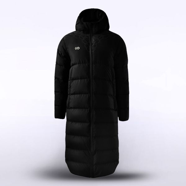 Long Down Jacket 14061