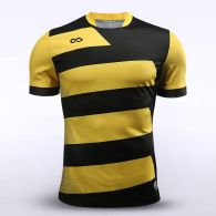sublimated soccer jersey 16139
