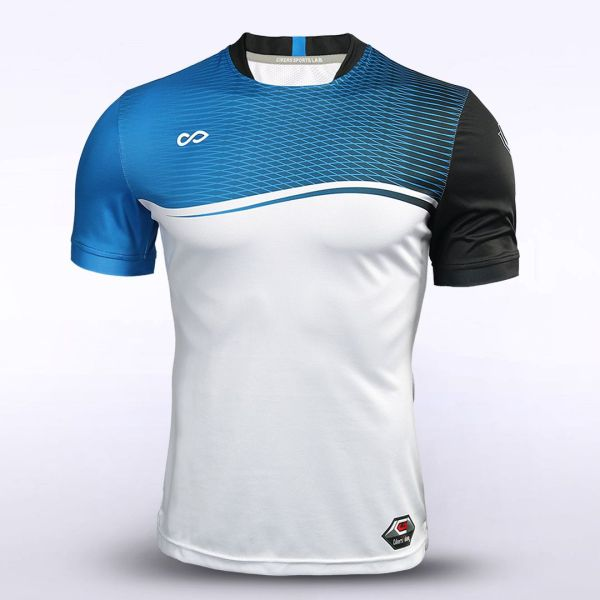 sublimated soccer jersey 16128