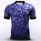 sublimated soccer jersey 14142