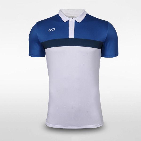 Sublimated Lapel Polo Shirt 16198