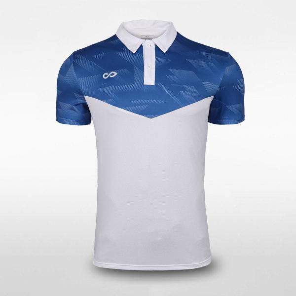 Sublimated Lapel Polo Shirt 16194