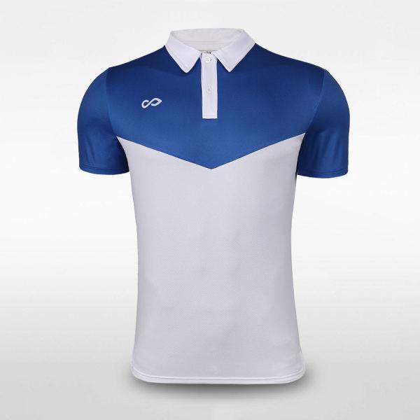 Sublimated Lapel Polo Shirt 16190