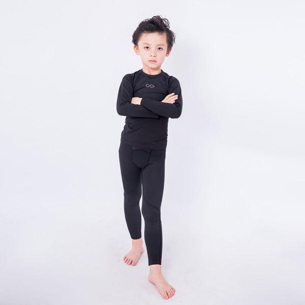 Kids Compression Polar Fleece Pants 16098