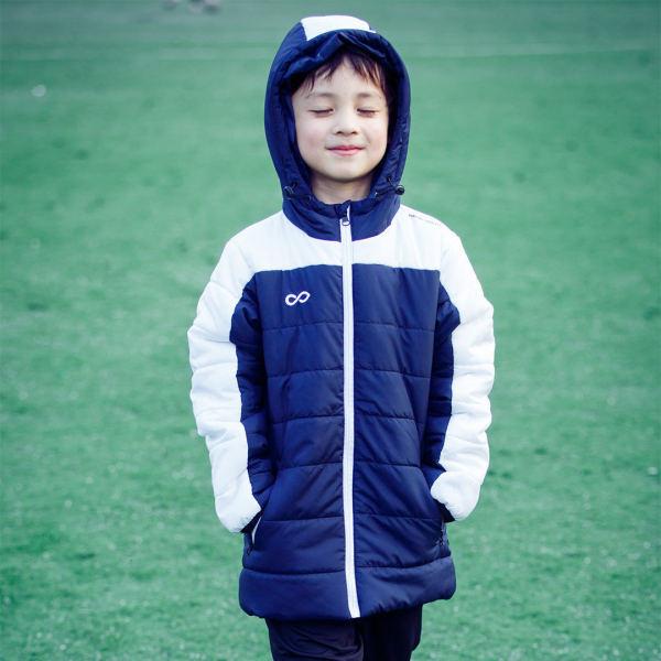 Kids Hooded Warm Coat 13281