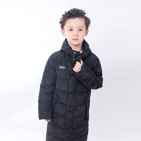 Kids Long Down Jacket 16126