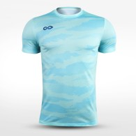 sublimated running jersey 15510
