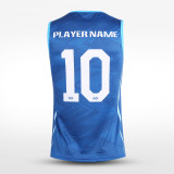 sublimated running jersey 15506