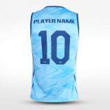 sublimated running jersey 15500