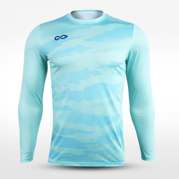 sublimated running jersey 15504