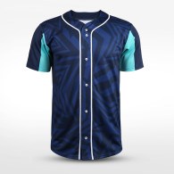 sublimated baseball jersey 16253