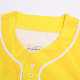 sublimated baseball jersey 16253