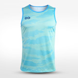 sublimated running jersey 15508