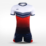 sublimated volleyball jersey 15495