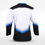 sublimated ice hockey  jersey 16254