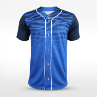 sublimated baseball jersey 15490
