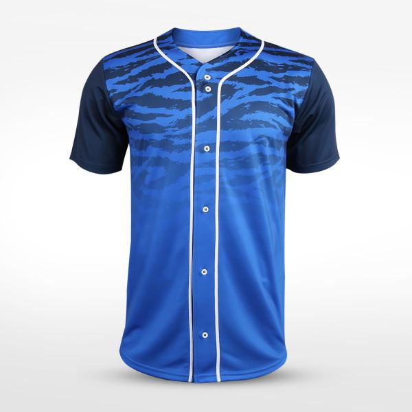 sublimated baseball jersey 15490