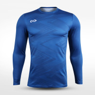 sublimated running jersey 15497