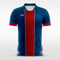 sublimated soccer jersey 15373