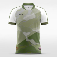 sublimated soccer jersey 15782