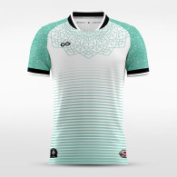 sublimated soccer jersey 15610