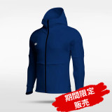 Full-Zip Jacket with Hoodie 12465